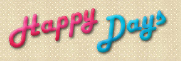 HAPPY DAYS – 16 aprile 2016 – FOTO ONLINE!